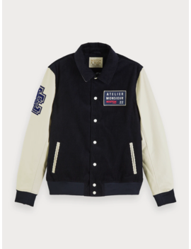 College Jacke by Scotch&Soda