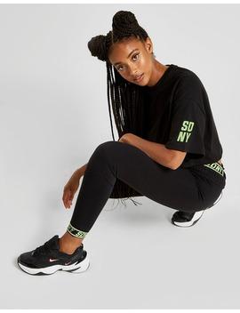 Supply & Demand Astro Crop T Shirt by Jd Sports