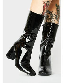 Cinder Ankle Boots by Public Desire