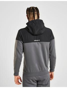 Adidas Originals Strun 1/4 Zip Hoodie by Jd Sports