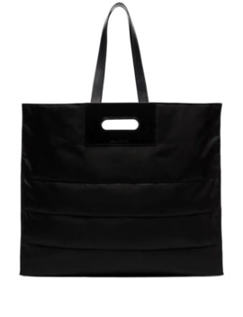 Large Quilted Tote Bag by Alexander Mc Queen