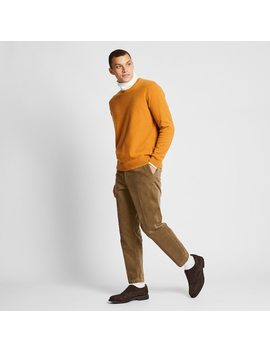 Herren Ezy Cordhose In 7/8 LÄnge by Uniqlo