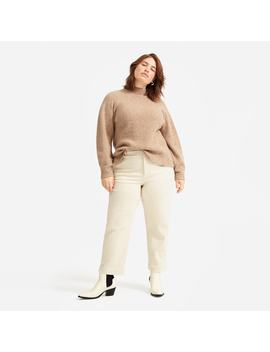 The Straight Leg Crop by Everlane