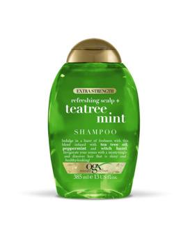 Ogx Tea Tree Shampoo 385ml by Superdrug