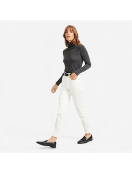The Cheeky Straight Jean by Everlane