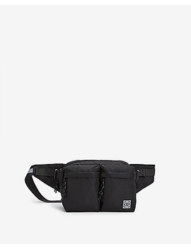 Double Pocket Sling Bag by Express