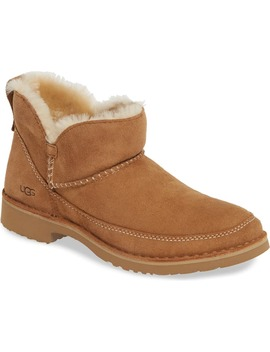 Melrose Genuine Shearling Bootie by Ugg®