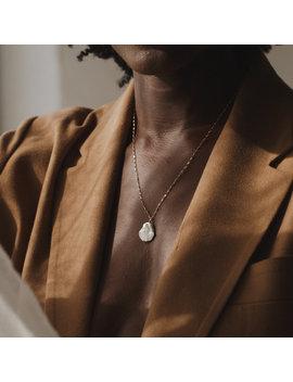 Sirena Baroque Pearl Necklace by Gldn