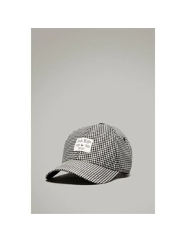 Exeter Checked Cap by Jack Wills