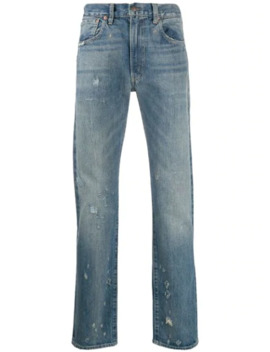 Straight Broek by Levi's Vintage Clothing