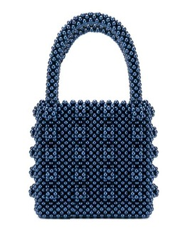 Antonia Beaded Tote Bag by Shrimps