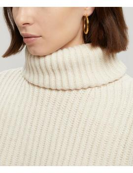 Disa Oversized Roll Neck Wool Sweater by Acne Studios
