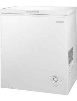5.0 Cu. Ft. Chest Freezer   White by Insignia™