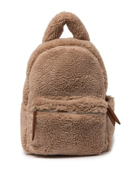 Hannah Teddi Mini Backpack by French Connection