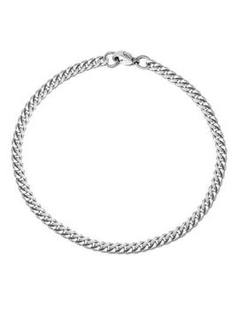 "3/5/7/9/11mm Men Stainless Steel Cuban Link Bracelet Chain Silver Gold 8"" 10"" by Ebay Seller"
