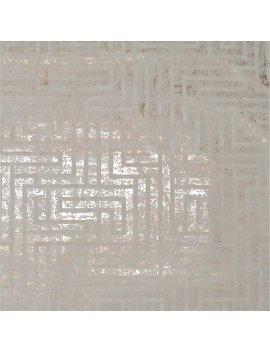 "Mid Century 27' L X 27\"" W Maze Wallpaper Roll by York Wallcoverings"