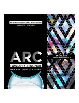 Arc Blue Light Teeth Whitening Kit, 1 Blue Light + 14 Treatments  by Shop This Collection