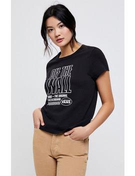 Vans Cascade T Shirt by Pacsun