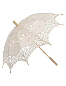 Bridal Umbrella | Bridal Parasol | Vintage Umbrella | Lace Parasol | Bridesmaid Umbrella | Wedding Ceremony by Etsy
