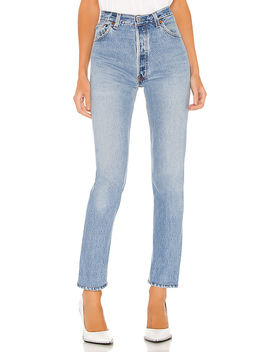 Jeans Tiro Alto by Re/Done