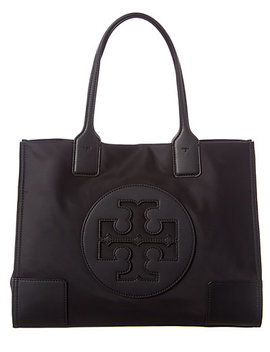 Tory Burch Ella Mini Leather Tote by Tory Burch