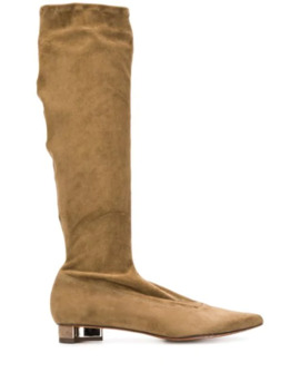 Kaizan Knee High Boots by Clergerie