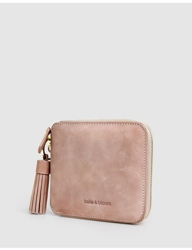 Nora Leather Wallet by Belle & Bloom