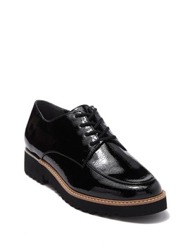 Charles Patent Derby by Franco Sarto