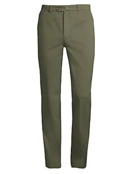 Cotton Chino Pants by Officine Generale