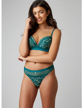 Misha Longline Bra by Bouxavenue
