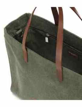 Golden Property Canvas Shopper by Golden Goose