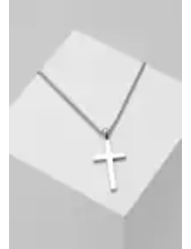Silver Cross Necklace   Halsband by Serge De Nimes