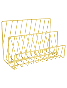 Wire Letter Rack by Accessorize