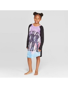 Girls' Descendants Dorm Nightgown   Black by Descendants