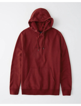 Hoodie Met Logo by Abercrombie & Fitch