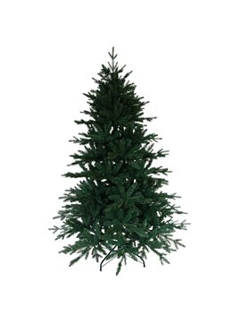 5.9ft Green Fir Artificial Christmas Tree With Stand by The Seasonal Aisle