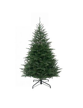 Brest Green Fir Artificial Christmas Tree With Stand by The Seasonal Aisle