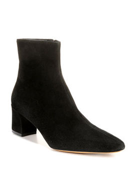Lanica 55mm Suede Booties by Vince
