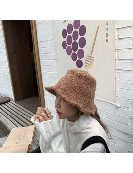 Boucle Bucket Hat by Stylenanda