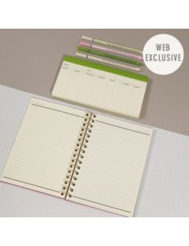 Vintage Stationery Monthly Planner Set by Paperchase