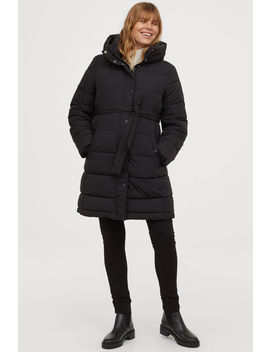Mama Padded Hooded Jacket by H&M