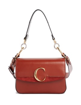 Leather Shoulder Bag by ChloÉ