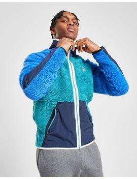 Nike Sherpa Fleece Jacket by Jd Sports