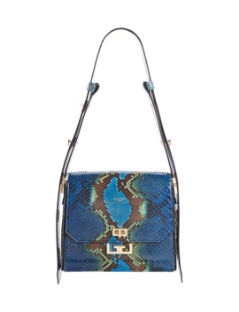 Medium Eden Genuine Python Shoulder Bag by Givenchy