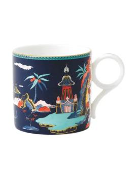 Wonderlust Blue Pagoda Mug Large by Wedgwood