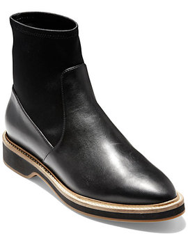 Cole Haan Go To Leather Bootie by Cole Haan