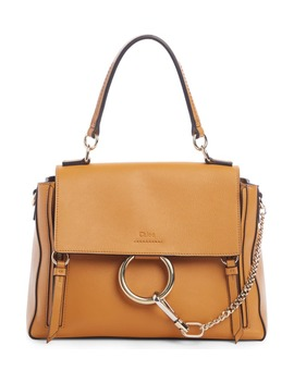 Small Faye Day Leather Shoulder Bag by ChloÉ