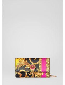 Icon Abendtasche Im Barocco Femme Print by Versace