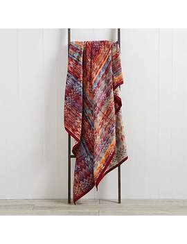 Thermosoft Fusion 150cm X 200cm Throw by Dunelm