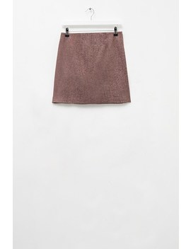 Tweed Mini Skirt by French Connection